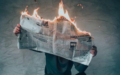 Ziek van het nieuws?